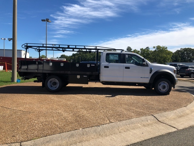 2018 F-550 Crew Cab DRW 4x4,  Reading Contractor Body #NB98913 - photo 8