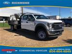 2018 F-550 Crew Cab DRW 4x4,  Reading Contractor Body #NB98913 - photo 1