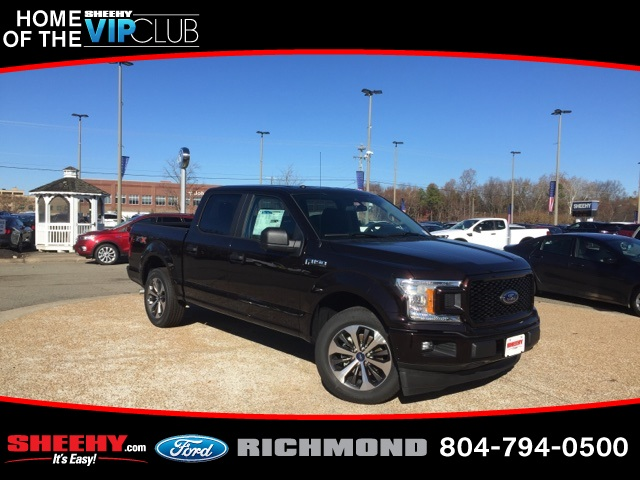 2019 F-150 SuperCrew Cab 4x2, Pickup #NC03762 - photo 1