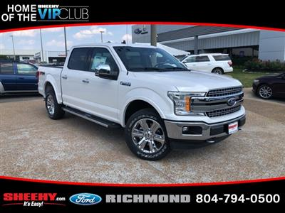2019 F-150 SuperCrew Cab 4x4,  Pickup #NC03990 - photo 1