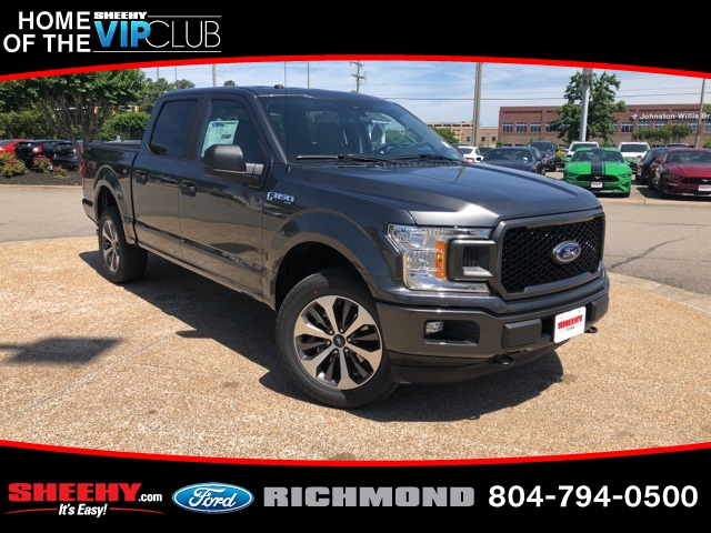 2019 F-150 SuperCrew Cab 4x4,  Pickup #NC03999 - photo 1