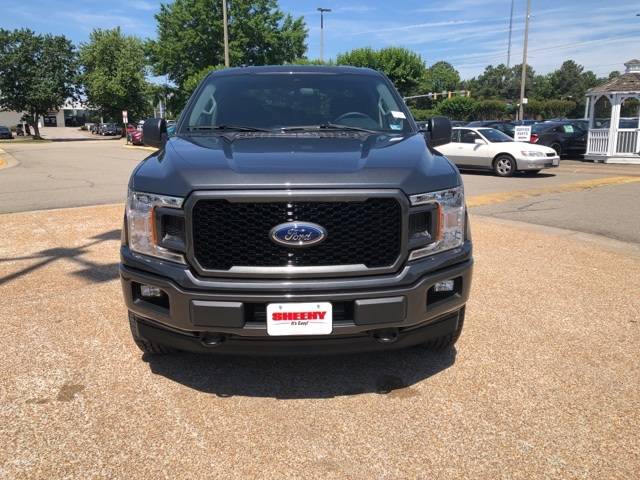 2019 F-150 SuperCrew Cab 4x4,  Pickup #NC03999 - photo 3