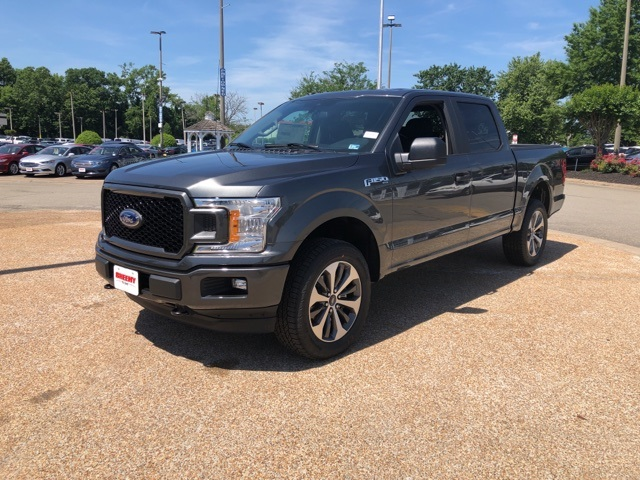 2019 F-150 SuperCrew Cab 4x4,  Pickup #NC03999 - photo 4