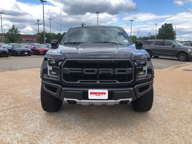 2019 F-150 SuperCrew Cab 4x4, Pickup #NC04003 - photo 3
