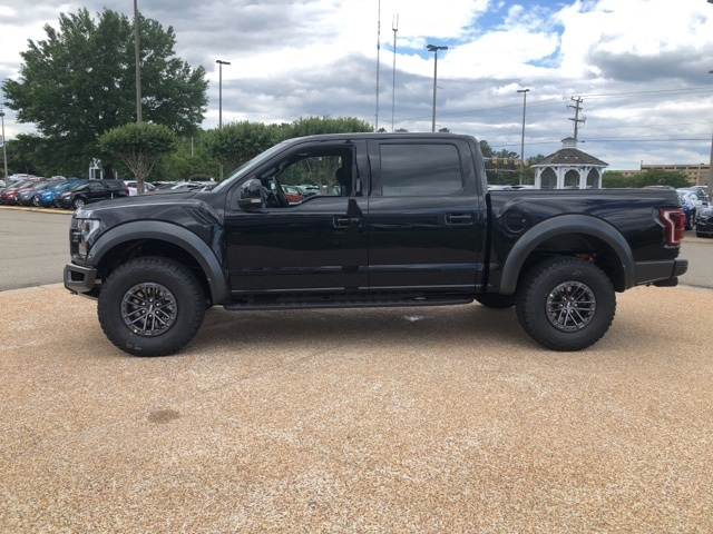 2019 F-150 SuperCrew Cab 4x4,  Pickup #NC04003 - photo 5