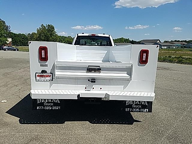 2021 Ford F-550 Crew Cab DRW 4x4, Knapheide Steel Service Body #NC13664 - photo 7