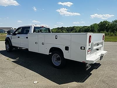 2021 Ford F-550 Crew Cab DRW 4x4, Knapheide Steel Service Body #NC13664 - photo 6