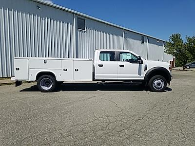 2021 Ford F-550 Crew Cab DRW 4x4, Knapheide Steel Service Body #NC13664 - photo 8