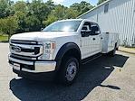 2021 Ford F-550 Crew Cab DRW 4x4, Knapheide Steel Service Body #NC13664 - photo 4