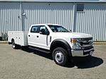 2021 Ford F-550 Crew Cab DRW 4x4, Knapheide Steel Service Body #NC13664 - photo 9