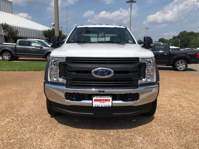 2018 F-450 Crew Cab DRW 4x4,  Reading Service Body #NC14061 - photo 3