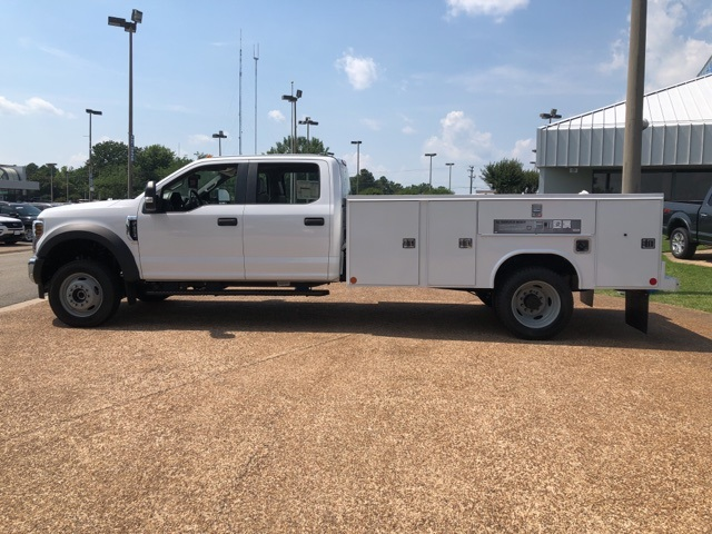 2018 F-450 Crew Cab DRW 4x4,  Reading Service Body #NC14061 - photo 5
