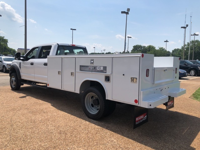 2018 F-450 Crew Cab DRW 4x4,  Reading Service Body #NC14061 - photo 6