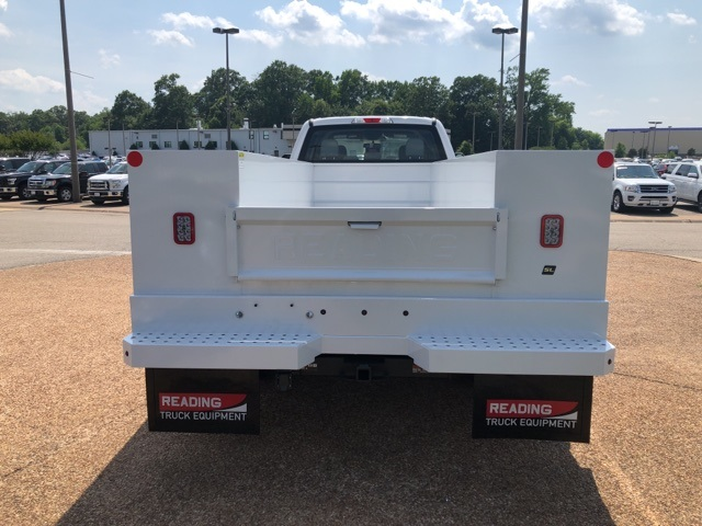 2018 F-450 Crew Cab DRW 4x4,  Reading Service Body #NC14061 - photo 7