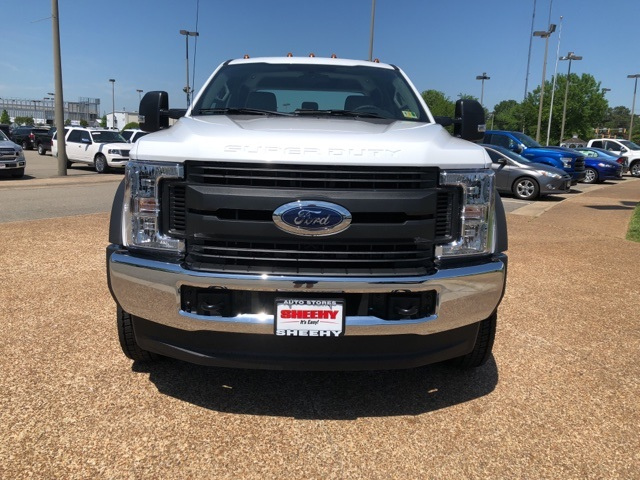 2018 F-550 Crew Cab DRW 4x4,  Reading Service Body #NC14062 - photo 3