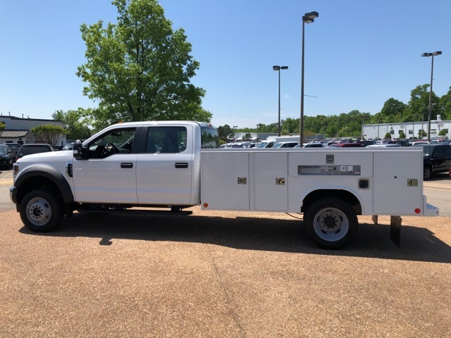 2018 F-550 Crew Cab DRW 4x4,  Reading Service Body #NC14062 - photo 5