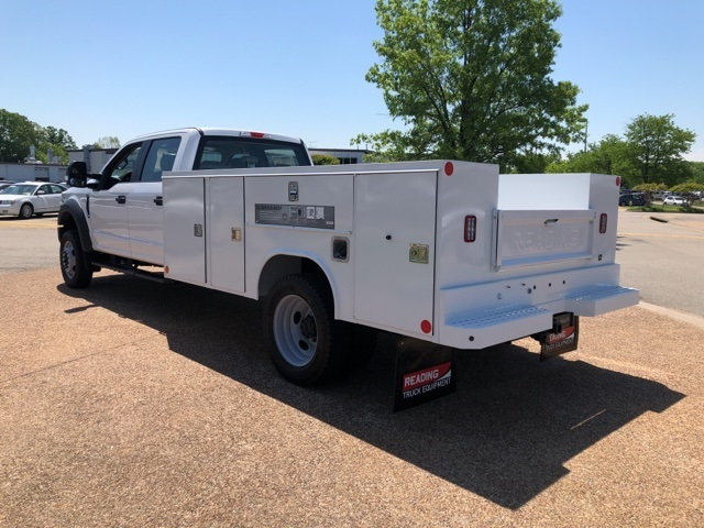 2018 F-550 Crew Cab DRW 4x4,  Reading Service Body #NC14062 - photo 6