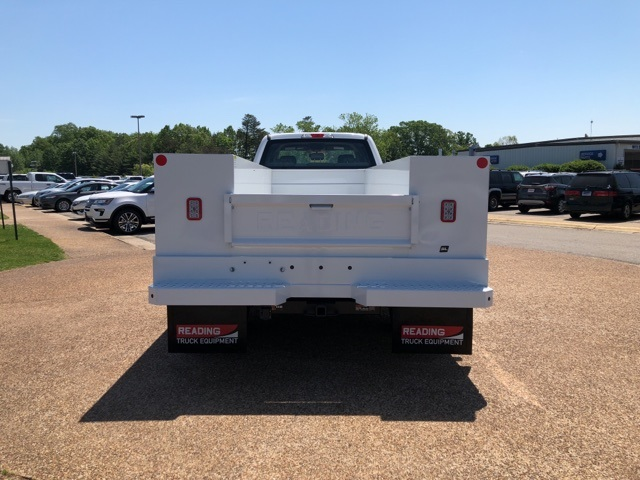 2018 F-550 Crew Cab DRW 4x4,  Reading Service Body #NC14062 - photo 7