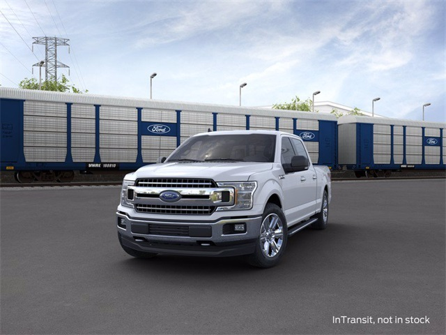 2020 Ford F-150 SuperCrew Cab 4x4, Pickup #NC18557 - photo 3