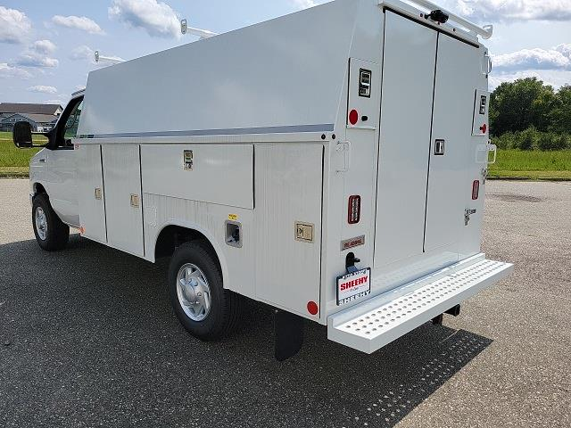2022 E-350 4x2,  Reading Aluminum CSV Service Utility Van #NC20221 - photo 6