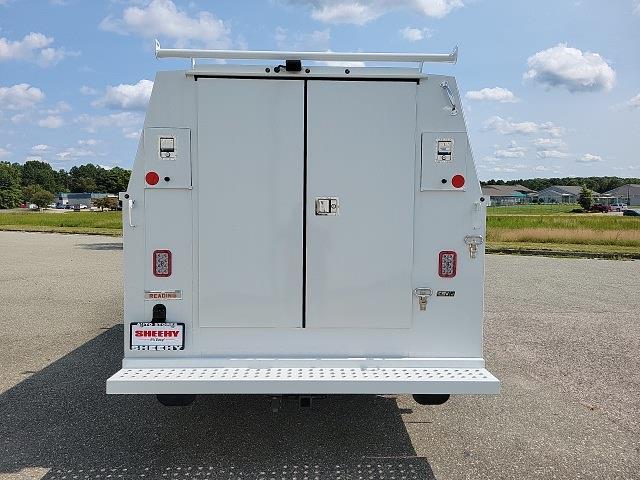 2022 E-350 4x2,  Reading Aluminum CSV Service Utility Van #NC20221 - photo 7