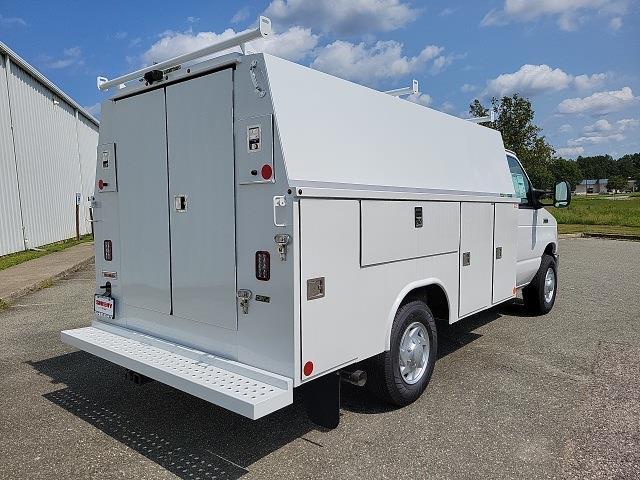 2022 E-350 4x2,  Reading Aluminum CSV Service Utility Van #NC20221 - photo 2