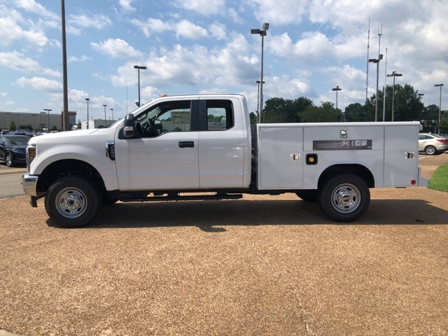 2018 F-250 Super Cab 4x4,  Reading Classic II Steel Service Body #NC21510 - photo 5