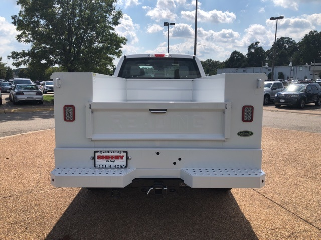 2018 F-250 Super Cab 4x4,  Reading Classic II Steel Service Body #NC21510 - photo 7