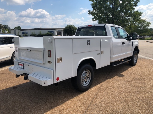 2018 F-250 Super Cab 4x4,  Reading Classic II Steel Service Body #NC21510 - photo 2