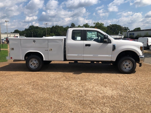 2018 F-250 Super Cab 4x4,  Reading Classic II Steel Service Body #NC21510 - photo 8