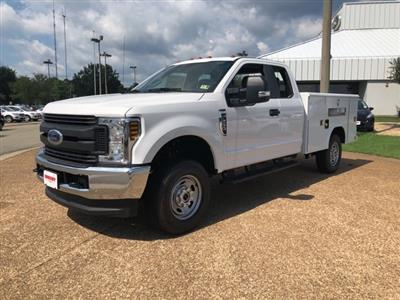 2018 F-250 Super Cab 4x4,  Reading Classic II Steel Service Body #NC21510 - photo 4
