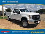 2018 F-250 Super Cab 4x4,  Reading Classic II Steel Service Body #NC21510 - photo 1