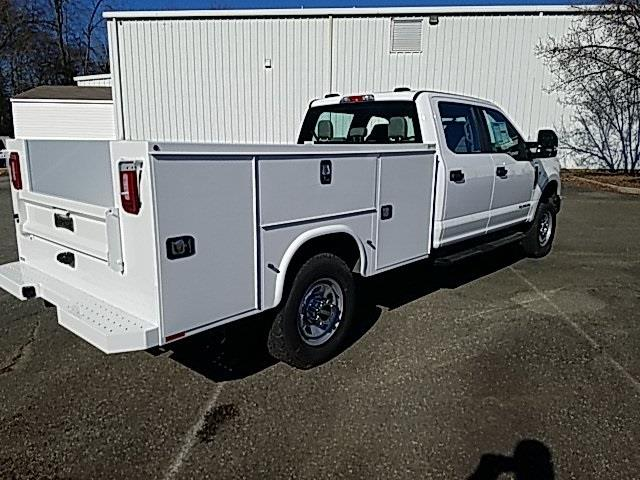 2021 Ford F-350 Crew Cab 4x4, Knapheide Service Body #NC22912 - photo 1