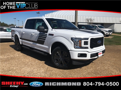 2018 F-150 SuperCrew Cab 4x4,  Pickup #NC24700 - photo 1