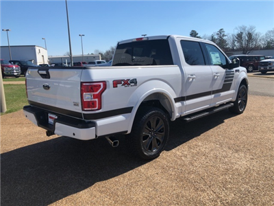 2018 F-150 SuperCrew Cab 4x4,  Pickup #NC24700 - photo 2