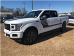 2018 F-150 SuperCrew Cab 4x4,  Pickup #NC24700 - photo 4