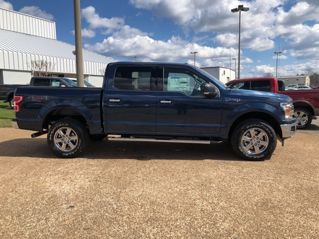 2018 F-150 SuperCrew Cab 4x4, Pickup #NC24713 - photo 8
