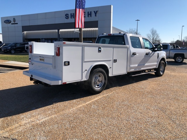 2020 F-350 Crew Cab 4x2, Knapheide Service Body #NC25056 - photo 1