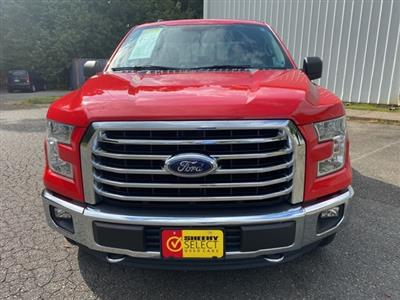 2015 Ford F-150 Super Cab 4x4, Pickup #NC30374A - photo 4