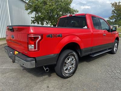 2015 Ford F-150 Super Cab 4x4, Pickup #NC30374A - photo 2