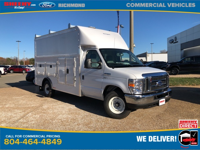 2019 E-350 4x2, Rockport Service Utility Van #NC35651 - photo 1
