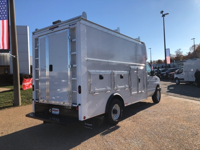 2019 E-350 4x2, Rockport Workport Service Utility Van #NC35651 - photo 2