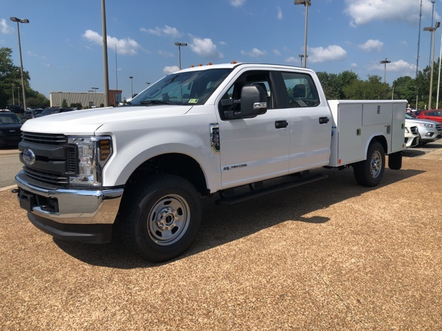 2019 F-350 Crew Cab 4x4,  Reading Service Body #NC36350 - photo 4