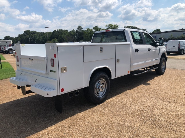 2019 F-350 Crew Cab 4x4,  Reading Service Body #NC36350 - photo 2