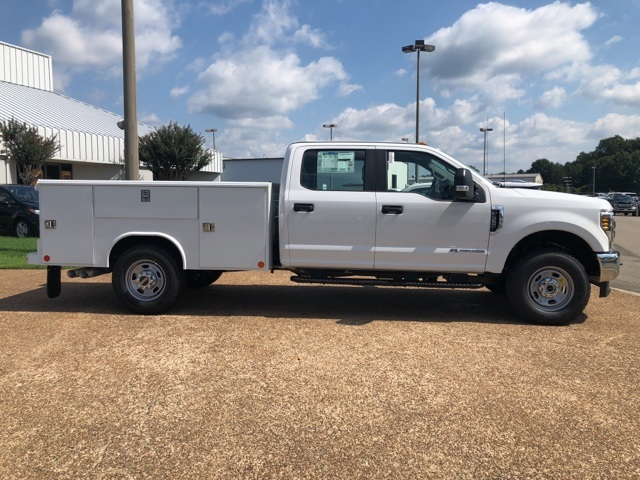 2019 F-350 Crew Cab 4x4,  Reading Service Body #NC36350 - photo 8