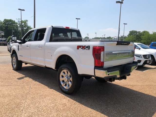 2018 F-250 Crew Cab 4x4,  Pickup #NC37157 - photo 4