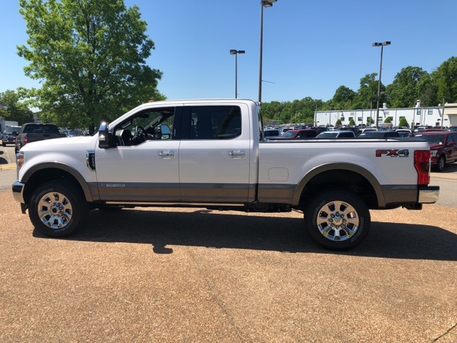 2018 F-250 Crew Cab 4x4,  Pickup #NC37158 - photo 5