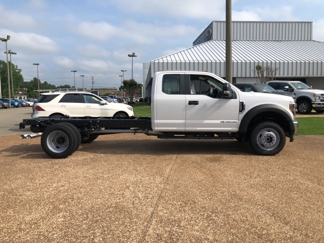 2018 F-550 Super Cab DRW 4x4,  Cab Chassis #NC37163 - photo 8