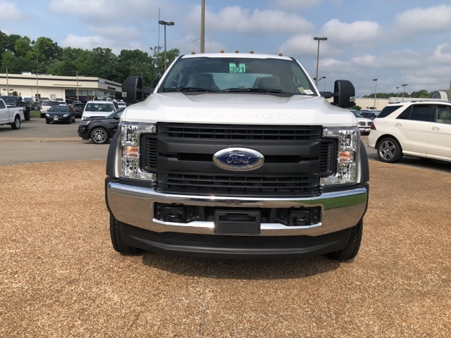 2018 F-550 Super Cab DRW 4x4,  Cab Chassis #NC37163 - photo 3