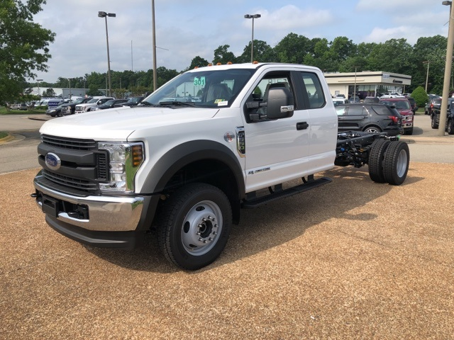 2018 F-550 Super Cab DRW 4x4,  Cab Chassis #NC37163 - photo 4
